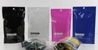 Wholesale Underwear OPP Package Bags Self Seal Button Closure Plastic Packaging Bag For Men Boxers