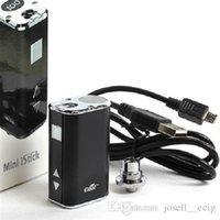 Wholesale Eleaf iStick W Mod eleaf W ismoka mini istick kit LED Screen MOD iStick mini kit w mah battery W mod Gift box