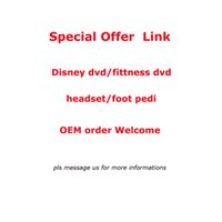 Wholesale Special Link for DVD Headset No no Hair Nuface Skin tool for best Sellers