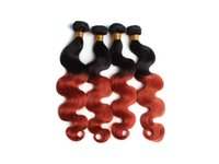 30 inch brazilian hair - Fashionable Color inch Remy Hair Weft Wigiss g Body Wave b Brazilian Virgin Unprocessed Human Hair High Quality H6119