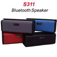 bass box car audio - Cool Hifi Super Bass Bluetooth Mini Speakers SOMHO S311 Stereo Sound Box Wireless Portable Speaker Support TF FM Handsfree for Car Call