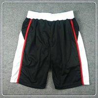 best quality school uniforms - 2015 Anime Kuroko no Basket SEIRIN uniform High School mens Basketball Black Shorts Best Quality Whole M XXL Size