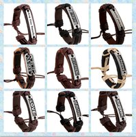 american ready mix - mix LOVE Dream silence believe forgiven Are you Ready faith hope Worid peace CECIL MCBEE blessing cherish achieve WWJD Leather bracelet