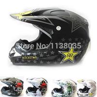 Wholesale mens motorbike motocross vintage skull motorcycle helmet capacete motorcycle racing motocicleta cascos para moto downhill helmet