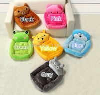 Wholesale New Arrival Pet Nest Cartoon Kennel Bed for Pomeranian Poodle Soft And Comfortable Cotton Pet Products