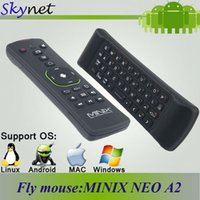 air tv series - Air fly mouse Minix NEO A2 lite G Wireless Keyboard Built in Speaker and Microphone professional for Minix NEO series tv box