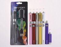Cheap Metal Kanger EVOD Best 650-1100mah Electronic Cigarette EVOD Blister kits