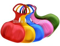 Wholesale 30 snow pad sled child toy sport snow sleigh snowboard snow scooter Skiing sledge outdoor fun