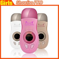 Cheap Newest Showliss Pro Hair Removal Shaving Epilator Personal Care Hair Remove Device Fashion Items nuface, PDM, nono hair on sale