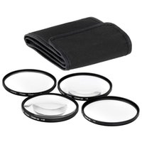 Wholesale Andoer mm Macro Close Up Filter Set with Pouch for Nikon Canon DSLRs Camera