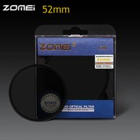 Wholesale Original Zomei mm Professional Optical CPL Circular Polarizing Polarizer Filter for Canon Nikon Sony Pentax DSLR Camera lens