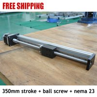ball screw actuator - mm to mm length ball screw driven linear actuator slide system from orginal factory