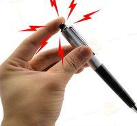 Wholesale Funny Pen Electric Shock Joke Prank Trick Toy Surprise Gift QW