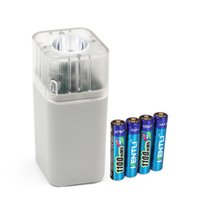 Cheap Kentli Rechargeable AAA Li Batteries Best AAA Li Batteries