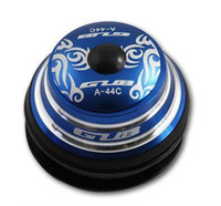 Wholesale Road Mountain Bike Built in Headset Bicycle Ball Type Front Bowl Aluminum Bowl bike parts GUB A C