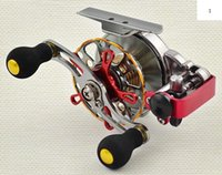 Wholesale ball bearing flying fishing reel with magnetic braking system for river or Taiwan fishing