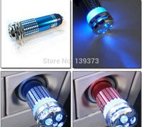 aerosol spray - Air Purifier New car s oxygen bar V Mini Auto Car Fresh Air Ionic Purifier Ozone Ionizer Cleaner