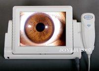 Wholesale 2016 newest MP USB pro software Eye iriscope Iris health Analyzer with pc