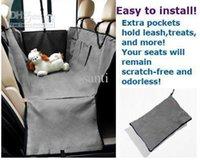 purple car seat covers - New Pet Dog Car Seat Cover Waterproof Hammock Grey purple green