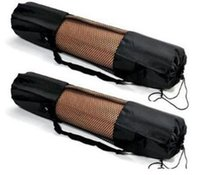 Wholesale 2014 New Brand Sport Yoga Mat Bag Cheap Portable Non Slip Exercise Yoga Bags Fashion Sports Accessories