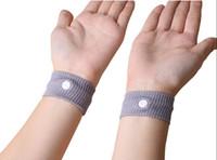 Wholesale 1000 pair Travel Wristbands Anti Nausea Car Seasick Anti motion Sickness Motion Sick Wrist Bands