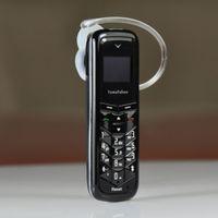 mobile - DHL Yama Yahoo BM50 Unlocked Mini Phone Bluetooth Headset Least Mobile Phone Bluetooth Dialer Headphone Pocket Cellphone