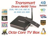 Cheap tronsmart vega aw80 Best android tv box quad core