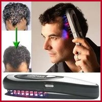 Wholesale Laser Hair Treatment Power Grow Comb Kit Hair Loss Cure Treatment DHT Therapy