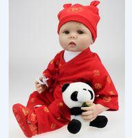 baby maison - boneca de pano que parece bebe de verdade reborn menino baby boy doll maison de poupees soft doll chinoise