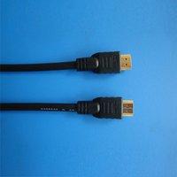 Wholesale HDMI version HD Side Wiring Computer Cables HDMI to HDMI UL certification Computer Connectors DVIO4