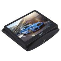 "Cheap 2.4G Wireless Car Rear View Kit 3.5"" TFT LCD Monitor + Reversing Camera"