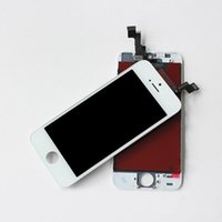 parts for - High Quality iphone S lcd black white LCD Display Touch Screen Digitizer Full Assembly for iPhone S replacement Repair Parts