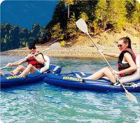 kayak - PVC Inflatable kayak Designed As a platform Professional Platform Inflatable Kayak with Storage Space