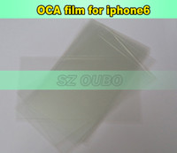Wholesale Mitsubishi OCA film optical clear adhesive double side glue sticker for iPhone6 G LCD digitizer glass DHL