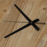 Wholesale Hour Second Minute Hand Clock Pointer Practical Simple Black White DIY Large Wall Clock Accessories For Home Decor