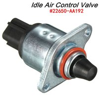 Wholesale New idle Air Control Valve for SUBARU Baja Forester Impreza Legazy AA192 GEGT6610 small order no trackin