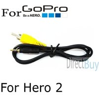 Wholesale Gopro hero2 FPV Video Cable for GoPro Hero