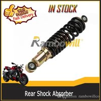 dirt bike shock absorber - 1x New Rear Shock Absorber Suspension for most cc cc Motorcycle Dirt Bike Pit Hydraulic Shock Air filled Dirt