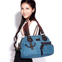 candy handbags - ESHOW candy colors fashion women canvas handbags messenger bags shoulder bag satchel bag BFK008401
