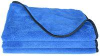 Wholesale 3 Pack quot x24 quot cmX60cm gsm Plush thick microfiber car cleaning cloths car detailing towels car care wax polishing cloth