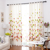 Wholesale Tulle Time limited Newthe Curtain For Windown Cortinas Para Sala Product Custom Bedroom Curtains Finished Shading Screen