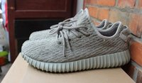 Basketball Men Summer Athletic Sport Shoes Yeezy Boost 350 Moonrock Kanye West Yeezy 350 Boost For Men Women With Shoes Box 36-46