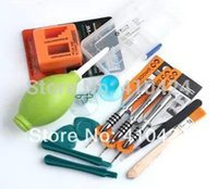 Wholesale New disassemble repair kit screwdriver magnetizer tools for iphone and computer order lt no track