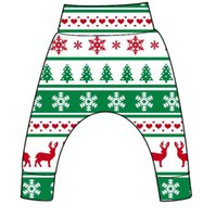 Wholesale New Suittop Brand Baby Girls Christmas Reindeer Leggings Girl s Autumn Cotton Heram Pants