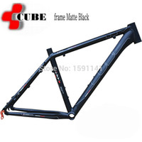 bicycles clearance - Clearance special Germany CUBE LTD ultra light MTB mountain bicycle frame Matte Black