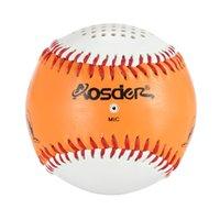 baseball player speaker - Baseball newest wireless Bluetooth speaker mini stereo subwoofer portable outdoor creative gifts