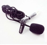 Wholesale Mini Clip Business Stereo Microphone Mic for PC Laptop wireless microphone microphone studio microphone microfono wireless