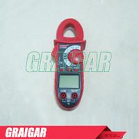 Wholesale UA3268A Ammeter Voltmeter Ohmeter Diode LED Digital Clamp Meter Dual Leads