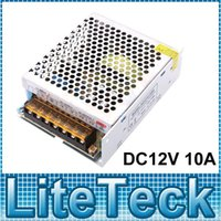 Wholesale Switch With Protection Voltage Transformer Convert AC V V to DC V A Power Supply For Led Strip LED display