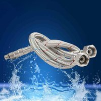 Wholesale Stainless Steel CM Flexible Pipe Lead free Hot Cold Water Flexible Pipe Set CM Faucets Flexible Hoses
